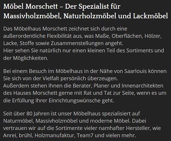 Design Küchenausstellung für  Schöndorf