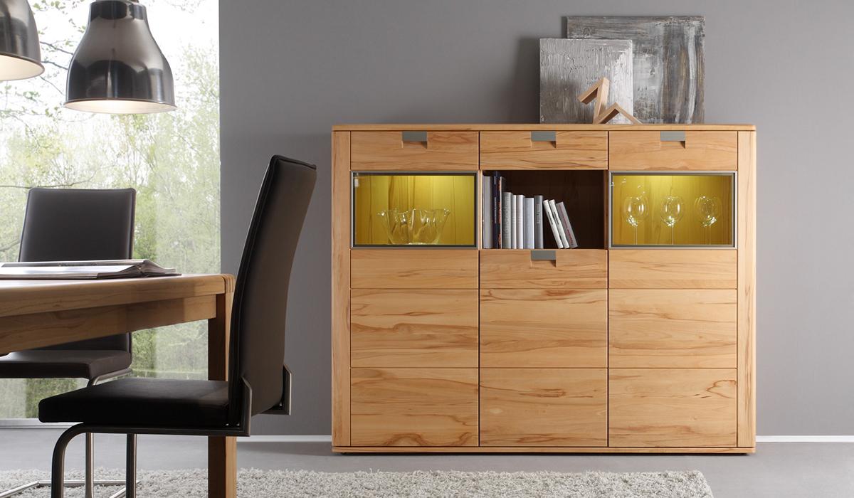 Küchenstudio Perl - Morschett: Massivholz Möbel & Küchen, Boxspringbetten, Möbelhaus, Schränke