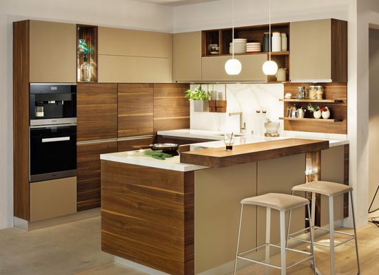 Massivholz Küchen   Nohen